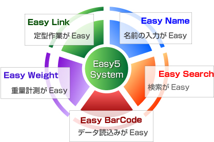 Easy 5 System