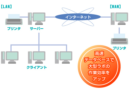 ネットワークを利用する4つのメリット