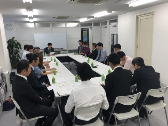 経営指針会議(経過報告)&懇親会