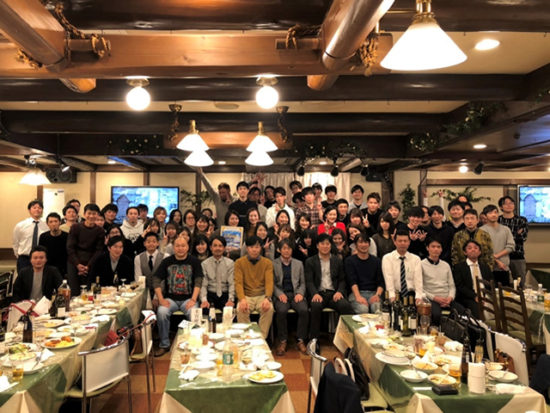DL-GROUP忘年会